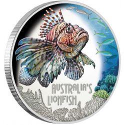 1$ Lionfish - Niebezpieczne Zwierzęta