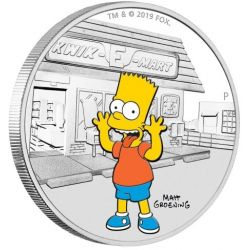 1$ Bart - Simpsons