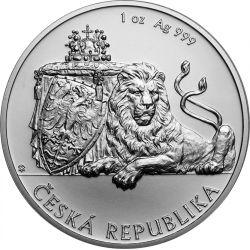2$ Czeski Lew
