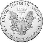 1$ Pierwszy Krok - Amerykański Orzeł