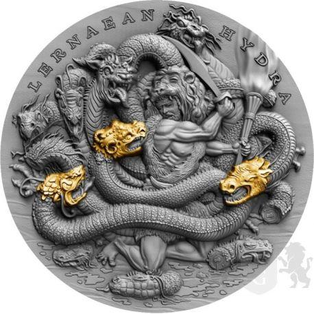 5$ Hydra Lernańska - Dwanaście Prac Herkulesa