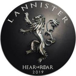 1$ Gra o Tron - Hear me Roar, Lannister