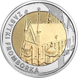 5 zł Zabytki Fromborka - Odkryj Polskę