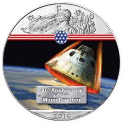 1$ Moduł Dowodzenia Apollo 11 - Amerykański Orzeł