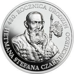 10 zł Stefan Czarniecki - 420 Rocznica Urodzin