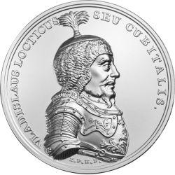 50 zł Władysław Łokietek - Skarby Stanisława Augusta