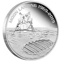 1$ Lądowanie na Księżycu