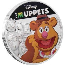 2$ Miś Fazi - Muppety