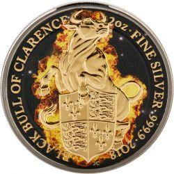 5£ Płonący Byk - Bestie Królowej