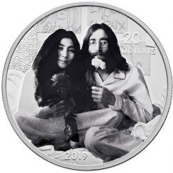 20$ John Lennon i Yoko Ono - Give Peace a Chance