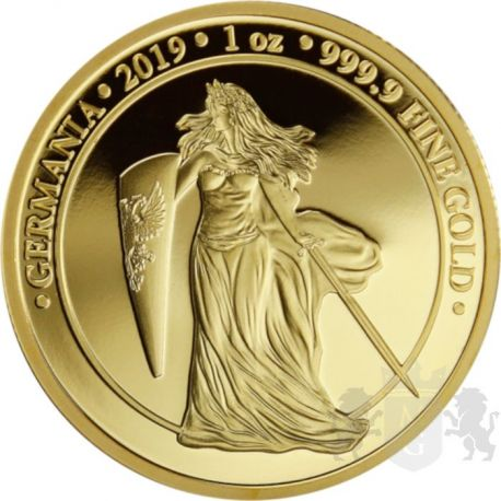 100 Mark Germania Proof Gold