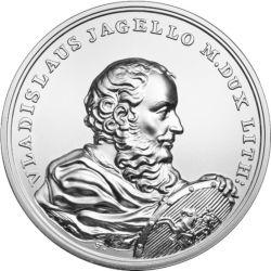 50 zł Władysław Jagiełło - Skarby Stanisława Augusta