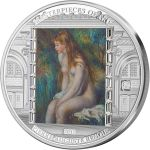 20$ The Young Girl Bathing, Renoir - Masterpieces of Art