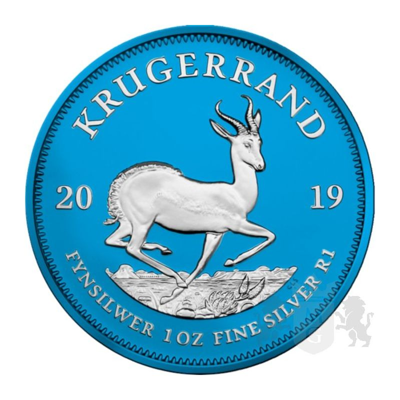 1 Rand Krugerrand Space Blue 2019