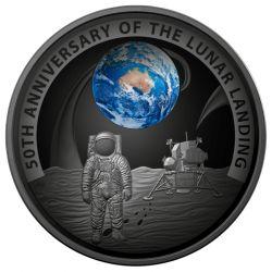 5$ Lądowanie na Księżycu - Soczewka