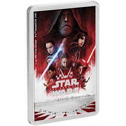 2$ The Last Jedi - Star Wars