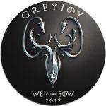 1$ Greyjoy - Gra o Tron