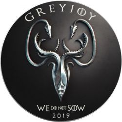 1$ Greyjoy - Games of Thrones