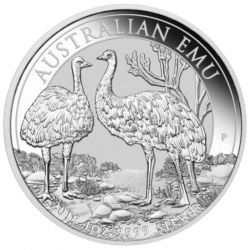1$ Australijski Emu