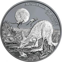 1$ Kangur - Australia Nocą