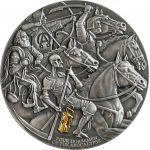 3000 Francs Czterej Jeźdźcy Apokalipsy - Apokalipsa