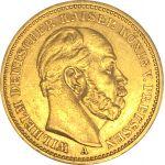 20 Marek Wilhelm II 1887