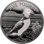 5£  Alderney
