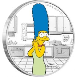 1$ Marge - Simpsons