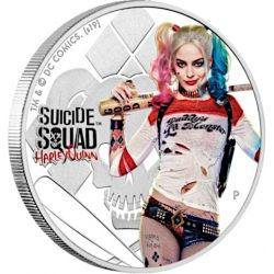 1$ Harley Quinn - Legion Samobójców