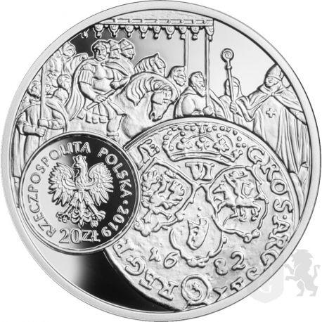 20 zł Szóstak Jana Sobieskiego - Historia Monety Polskiej