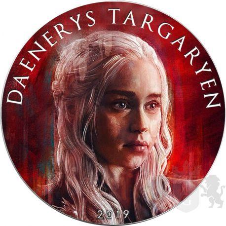 1$ Daenerys Targaryen - Gra o Tron