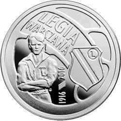 5 zł Legia Warszawa - Polskie Kluby Piłkarskie