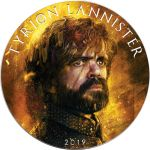 1$ Tyrion Lannister - Games of Thrones
