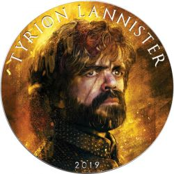 1$ Tyrion Lannister - Gra o Tron
