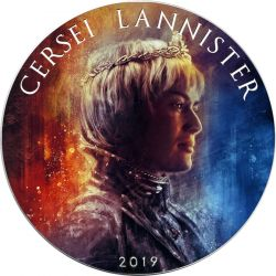 1$ Cercei Lannister - Gra o Tron