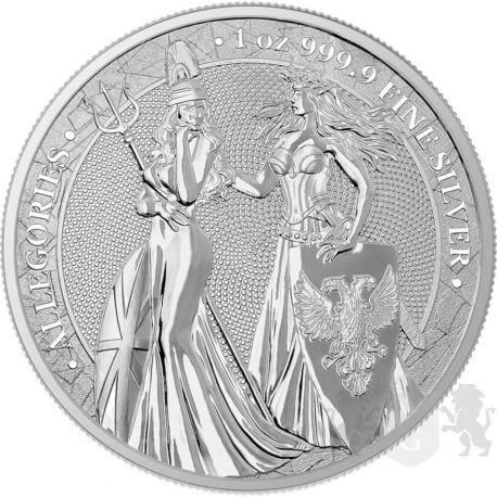 5 Mark Britannia and Germania