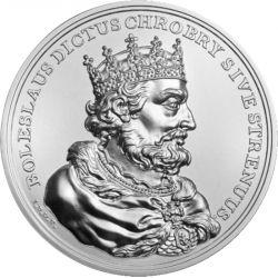 50 zł Bolesław Chrobry - Skarby Stanisława Augusta