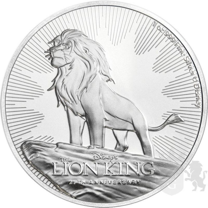 2$ The Lion King