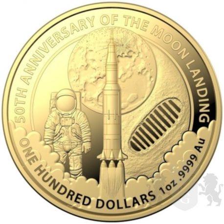 100$ Lądowanie na Ksężycu