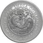 1£ Chiński Trade Dollar