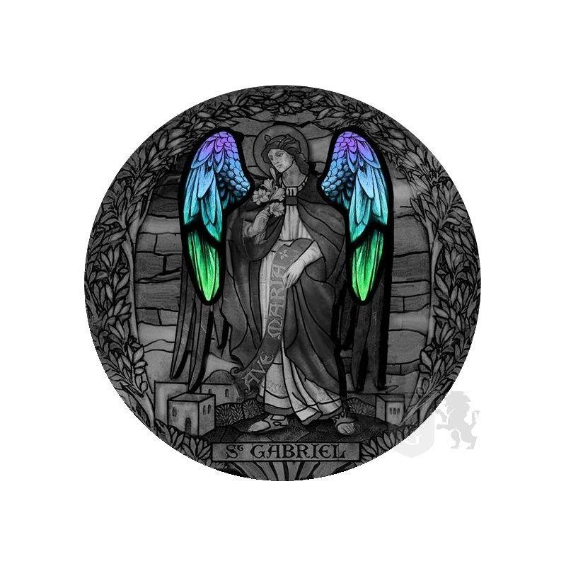 2000 Francs Archangel Gabriel