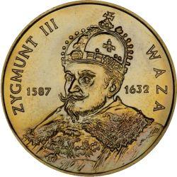 2 zł Zygmunt III Waza