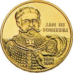 2 zł Jan III Sobieski