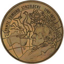 2 zł Paweł Edmund Strzelecki