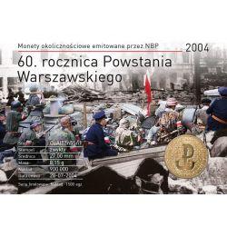 2 zł 60. Rocznica Powstania Warszawskiego