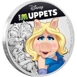 2$ Świnka Piggy - Muppety