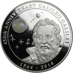 10$ Galileo Galilei