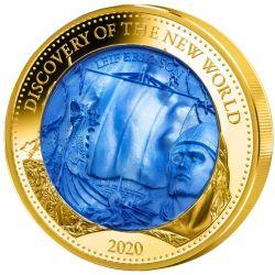 100$ Odkrycie Nowego Świata, Leif Erikson - Macica Perłowa