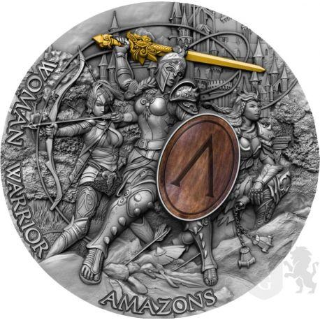 5$ Amazonki - Wojowniczki