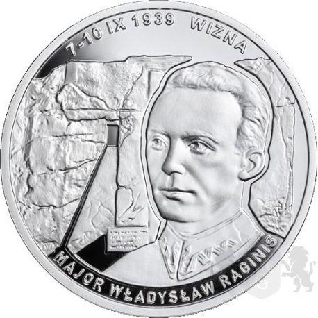 20 zł Wizna - Polskie Termopile